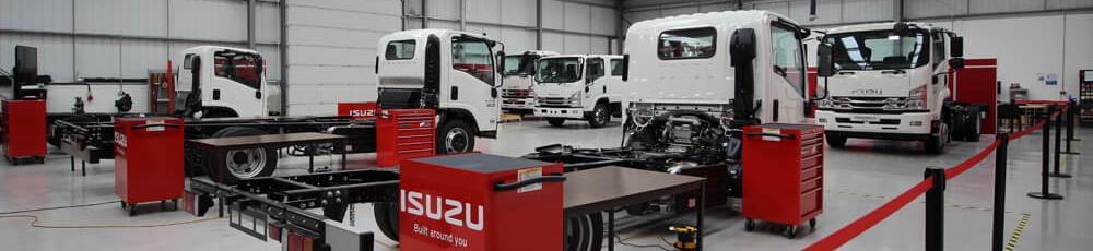 Isuzu Truck Servicing